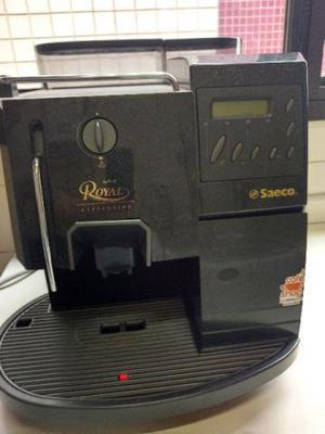 Máquina de café saeco royal cappuccino