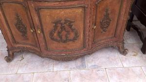 Móvel dom josé madeira entalhada antigo