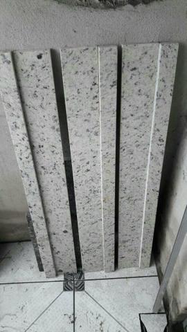 Pedra de granito cor marfim para janelas de alumínio