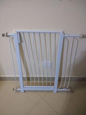 Portão/grade de segurança com extensor