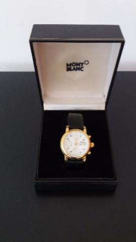 Relógio montblanc pra colecionador