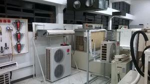Técnico em refrigeração e ar condicionado split