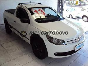 Volkswagen saveiro trooper 1.6 mi total flex 8v 2013/2013