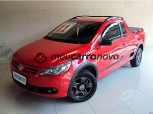 Volkswagen saveiro trooper 1.6 mi total flex 8v ce 2011/2011