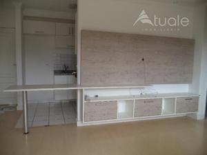 Apartamento residencial para locação, residencial villa