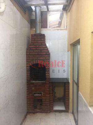 Condominio fechado em condomínio no bairro vila ré, 2