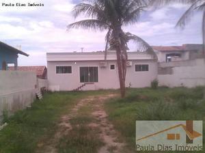 Casa para locação - araruama / rj, bairro parque hotel