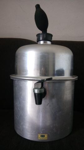 Chopeira de alumínio