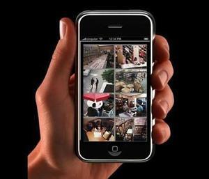 Câmeras com acesso pelo celular s mensalidades