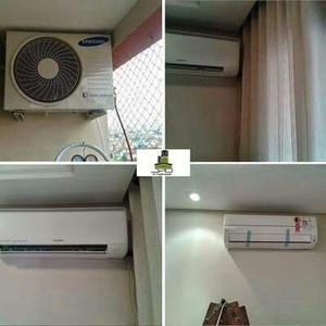 Instalação ar condicionado split $ 250,00