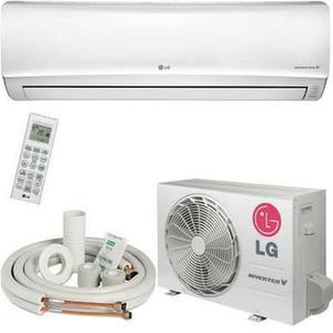 Instalação e manutenção de ar condicionado split a