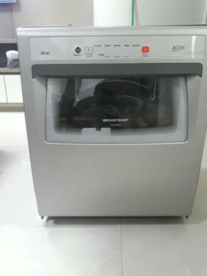 Maquina de lavar louças brastemp 8 serviços