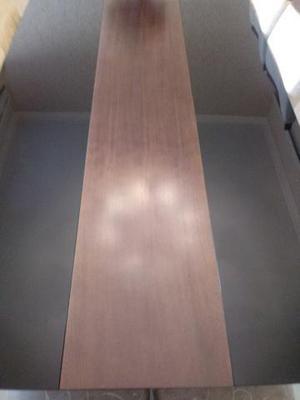 Mesa de madeira maciça 10 lugares