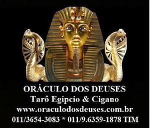 Tarô oráculo dos deuses 24 horas