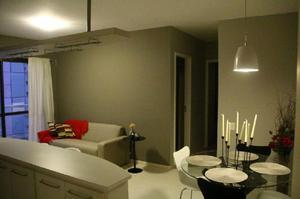 Apartamento mobiliado 2 dormitórios 1 suíte 1 vaga vila