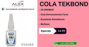 Alex cosmetic) cola tek bond (extra forte)