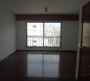 Apartamento em santa cecília 02 dormitórios e vaga de