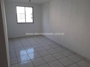 Apartamento para aluguel - no residencial terra da uva