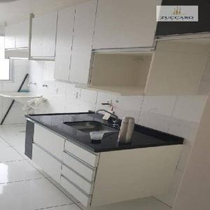 Apartamento residencial para locação, vila rio de