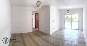 Apartamento residencial à venda, barra sul, balneário