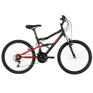 Bicicleta caloi shok, aro 24 - produto novo - hyperbuy