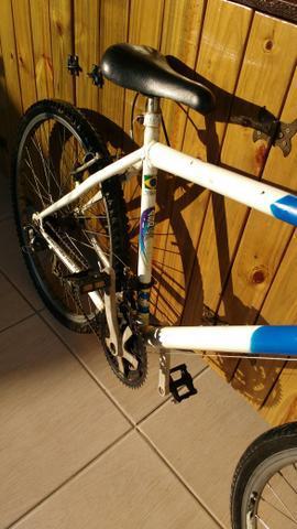 Bicicleta caloi aro 26.18v.bike de barbada