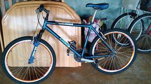Caloi aspen 21 marchas e uma bicicleta feminina
