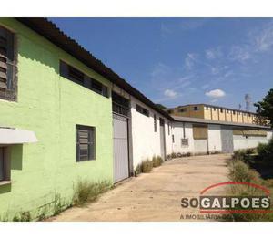 Galpão, cidade industrial
