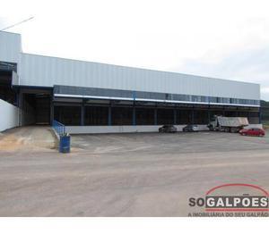 Galpão, distrito industrial bandeirinhas