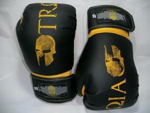 Luva boxe muay thai 12 oz profissional troia