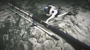 Varas de pesca - albatroz - novos - leia