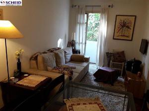 Apartamento mobiliado - jd. marajoara