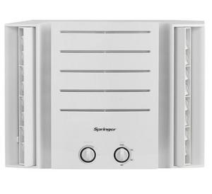 Ar-condicionado springer janela 7.500 btus