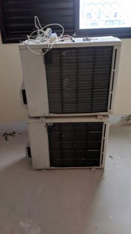 Ar condicionado inverter fujitsu quente/frio 9000btu