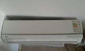 Ar condicionado split lg frio/quente (9 mil btus modelo