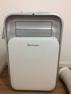 Ar condicionado Springer portátil modelo NOVA 127V