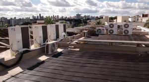 Ar condicionado, climatização, ventilação e exaustão