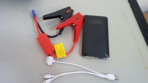 Auxiliar partida kit socorro carregador usb - novos