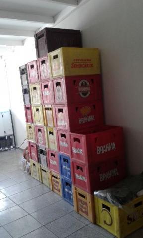 Caixas de cervejas 600ml