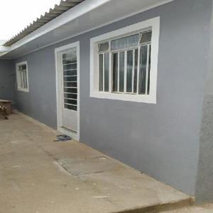 Casa residencial para locação, sítio cercado, curitiba.