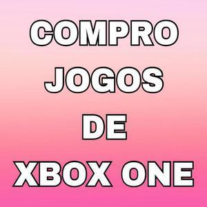 Compro jogos xbox one