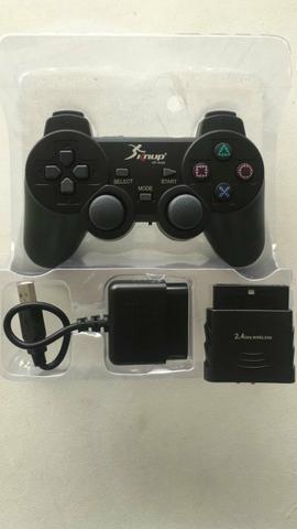 Controle (ps, ps2, ps3 e pc)