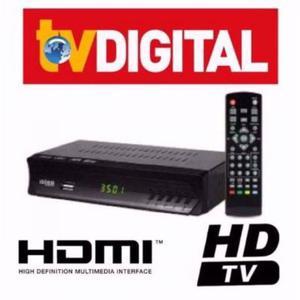 Conversor digital de tv full hd