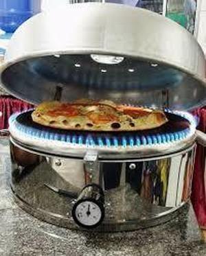 Forno gas usado clasf for Forno per pizza a gas