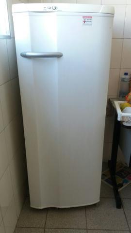 Geladeira eletrolux 240 litros.