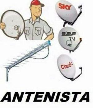 Instalador de antenas antenista