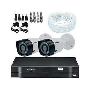 Instalação de câmeras (cftv) alarmes
