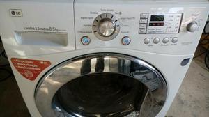Lava e seca lg 8.5kg 110v