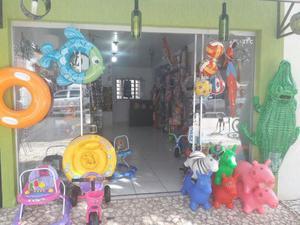 Loja de presentes e artesanato no centro 15 mil