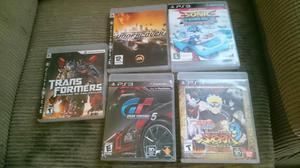 Lote de venda de jogos ps3